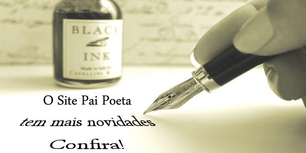Novidades Site Pai Poeta